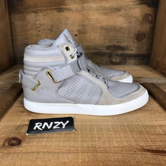 calentar En necesidad de Sorprendido  adidas Shoes | Adidas Adi Rise Mid Aluminum | Poshmark